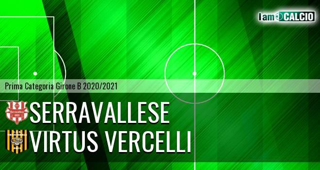 Serravallese - Virtus Vercelli