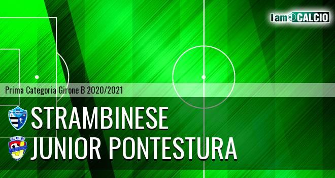 Strambinese - Junior Pontestura