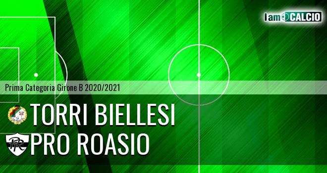 Torri Biellesi - Pro Roasio