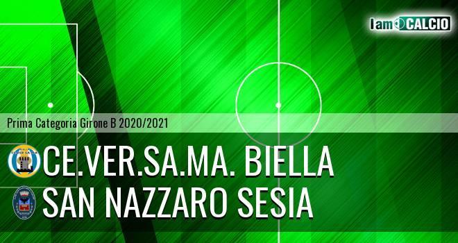 Ce.Ver.Sa.Ma. Biella - San Nazzaro Sesia