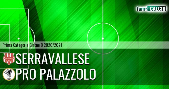 Serravallese - Pro Palazzolo