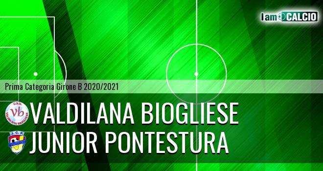 Valdilana Biogliese - Junior Pontestura