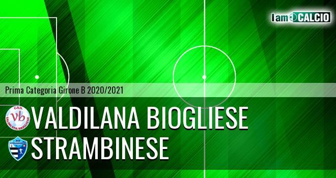 Valdilana Biogliese - Strambinese
