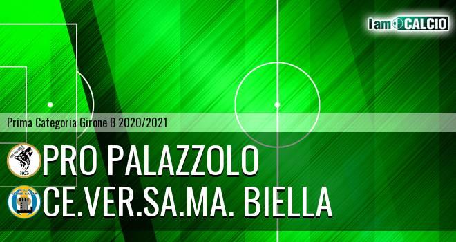 Pro Palazzolo - Ce.Ver.Sa.Ma. Biella