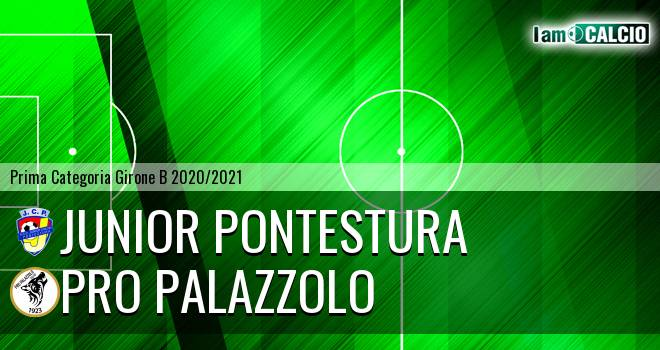 Junior Pontestura - Pro Palazzolo