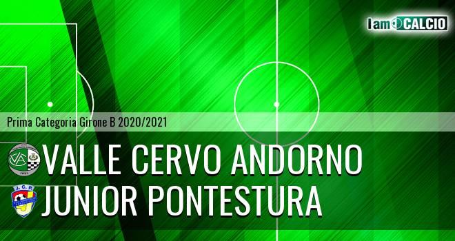 Valle Cervo Andorno - Junior Pontestura
