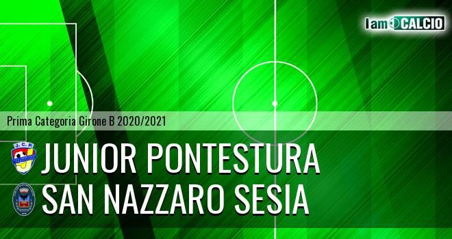 Junior Pontestura - San Nazzaro Sesia