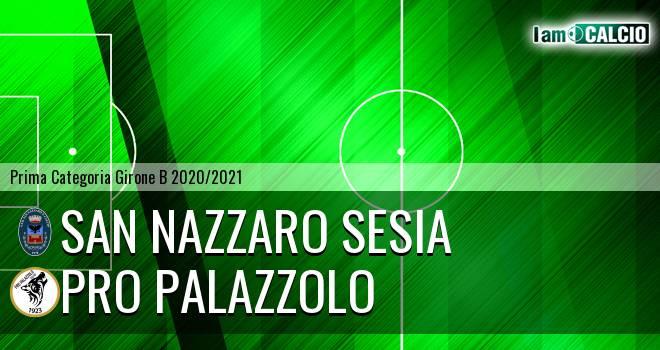 San Nazzaro Sesia - Pro Palazzolo