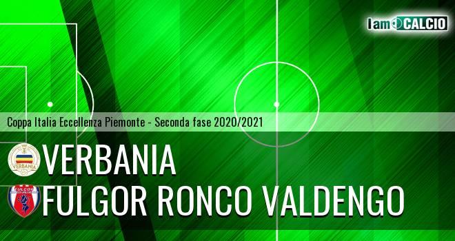 Verbania - Fulgor Ronco Valdengo