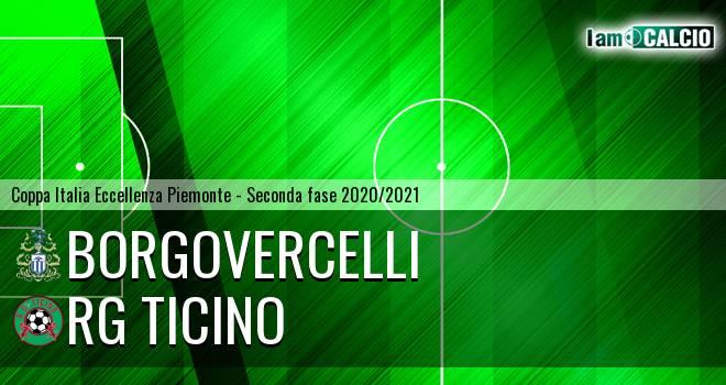 Borgovercelli - RG Ticino