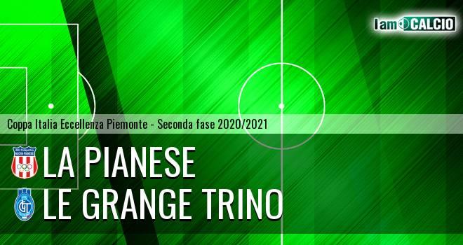 La Pianese - Le Grange Trino