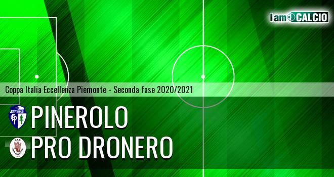Pinerolo - Pro Dronero