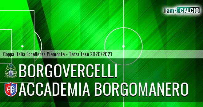 Borgovercelli - Accademia Borgomanero