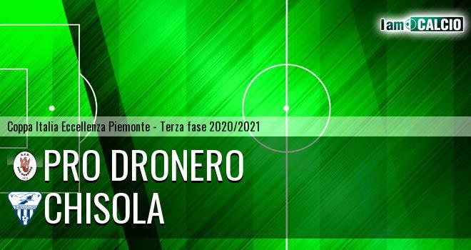 Pro Dronero - Chisola