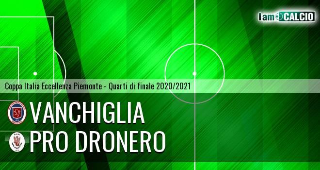 Vanchiglia - Pro Dronero