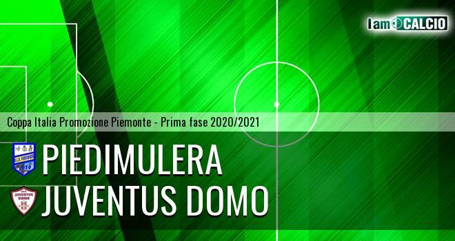 Piedimulera - Juventus Domo