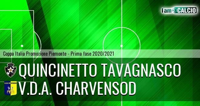 Quincinetto Tavagnasco - V.D.A. Charvensod