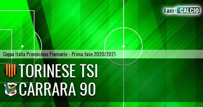 Torinese TSI - Carrara 90