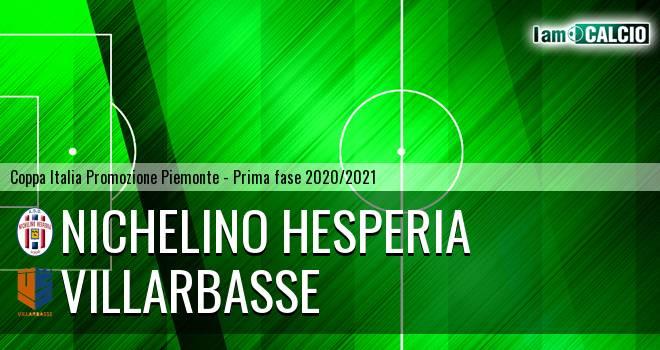 Nichelino Hesperia - Villarbasse
