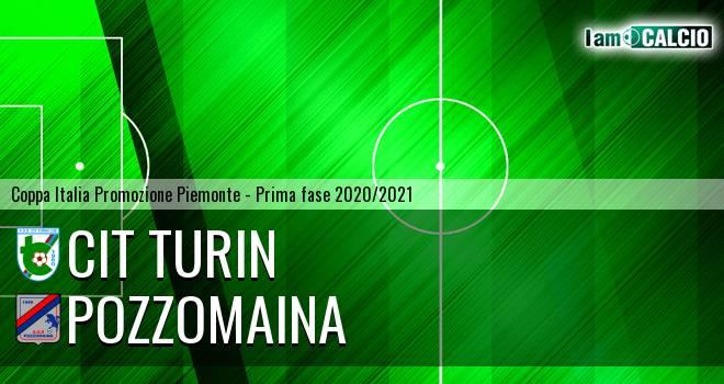 Cit Turin - Pozzomaina