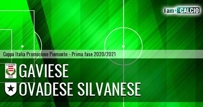 Gaviese - Ovadese Silvanese