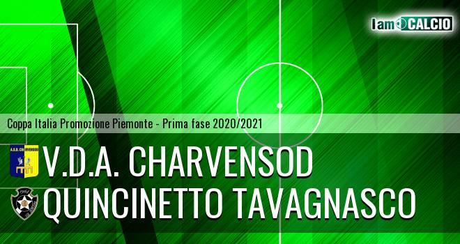 V.D.A. Charvensod - Quincinetto Tavagnasco