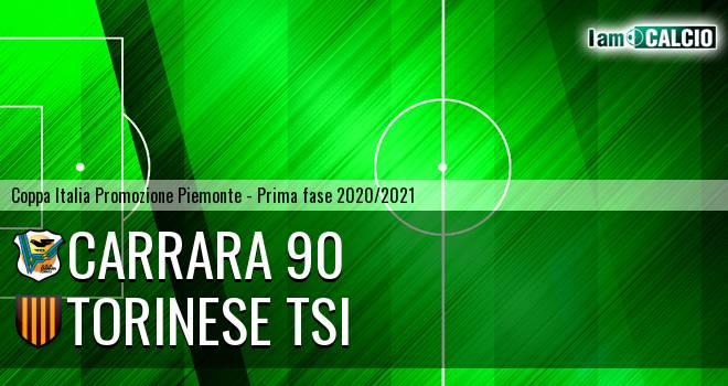Carrara 90 - Torinese TSI