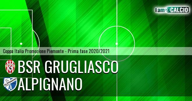 Bsr Grugliasco - Alpignano