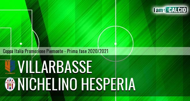 Villarbasse - Nichelino Hesperia