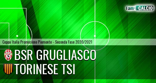 Bsr Grugliasco - Torinese TSI