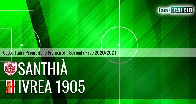 Santhià - Ivrea 1905