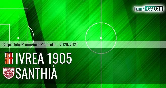 Ivrea 1905 - Santhià