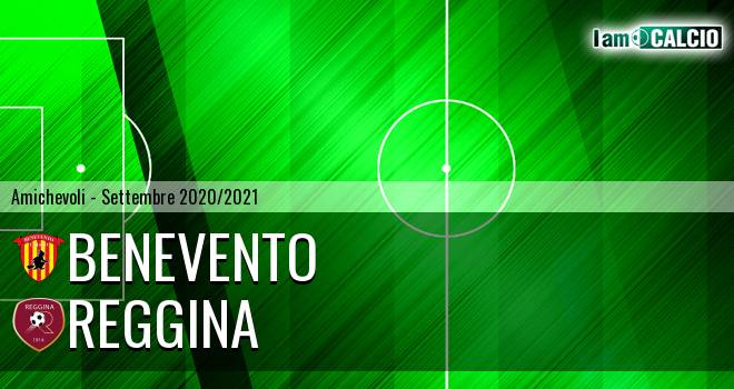Benevento - Reggina 2-1. Cronaca Diretta 12/09/2020
