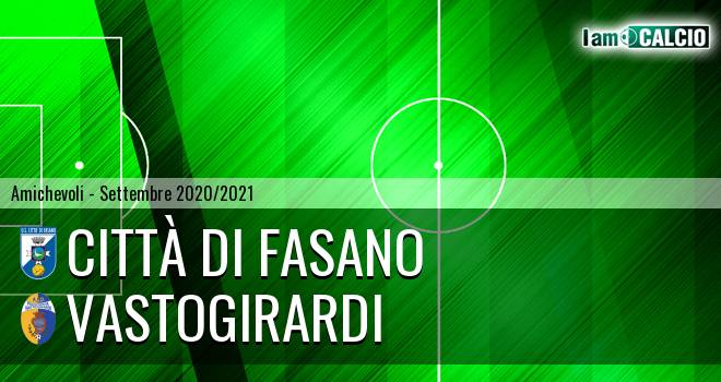 Citta' di Fasano - Vastogirardi