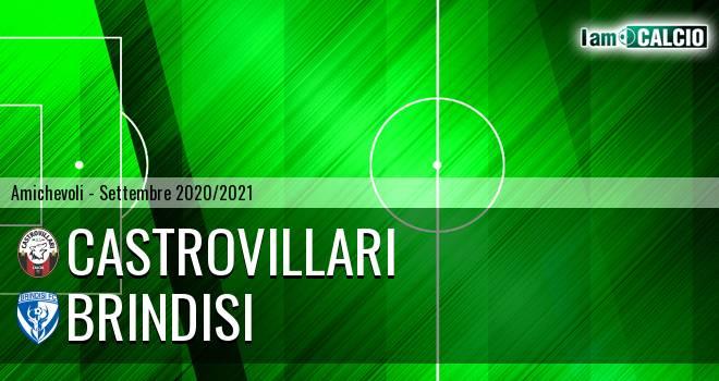 Castrovillari - Brindisi 2-2. Cronaca Diretta 12/09/2020