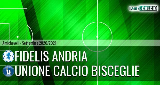 Fidelis Andria - Unione Calcio Bisceglie