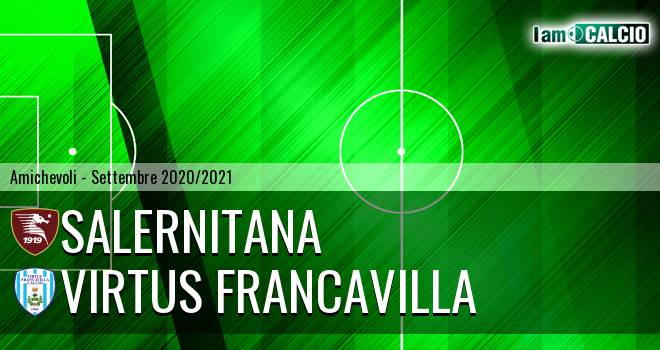 Salernitana - Virtus Francavilla