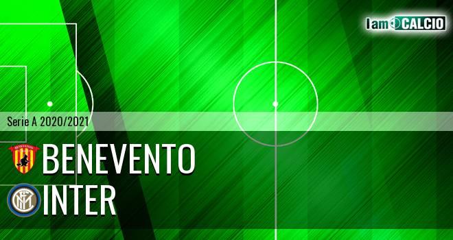 Benevento - Inter 2-5. Cronaca Diretta 30/09/2020