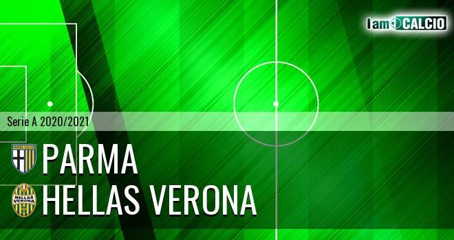 Parma - Hellas Verona