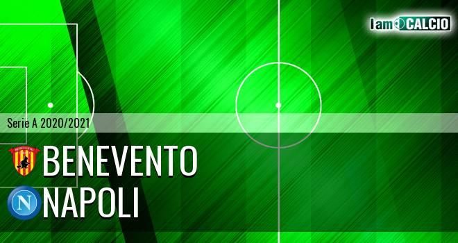 Benevento - Napoli 1-2. Cronaca Diretta 25/10/2020