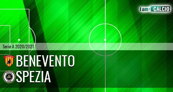 Benevento - Spezia 0-3. Cronaca Diretta 07/11/2020