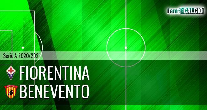 Fiorentina - Benevento 0-1. Cronaca Diretta 22/11/2020