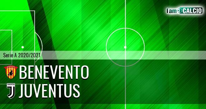 Benevento - Juventus - Serie A 2020 - 2021