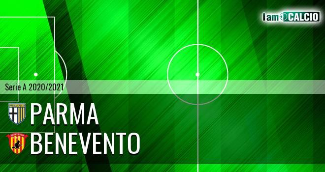 Parma - Benevento