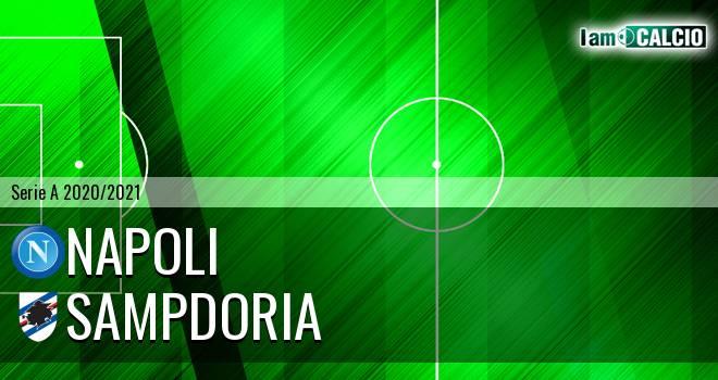 Napoli - Sampdoria