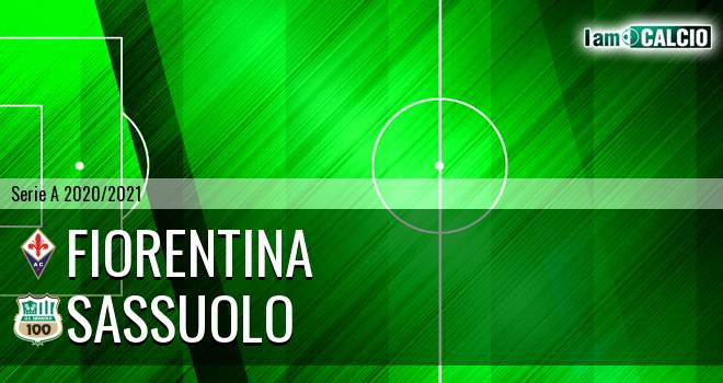 Fiorentina - Sassuolo