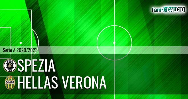 Spezia - Hellas Verona