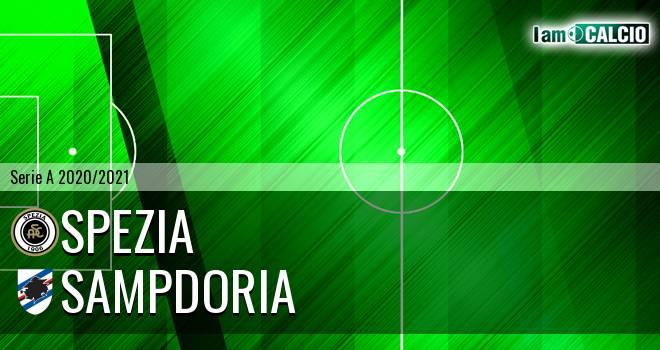 Spezia - Sampdoria