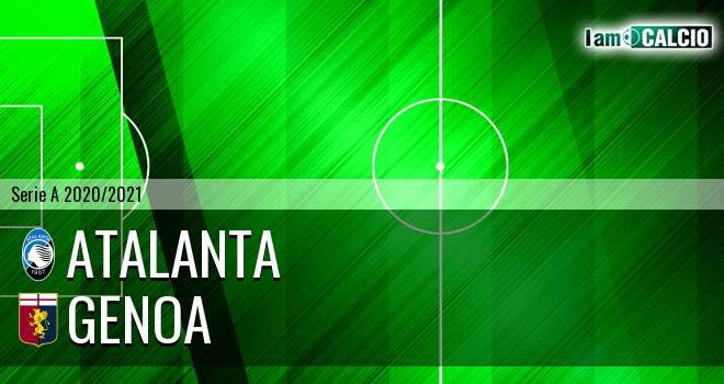Atalanta - Genoa
