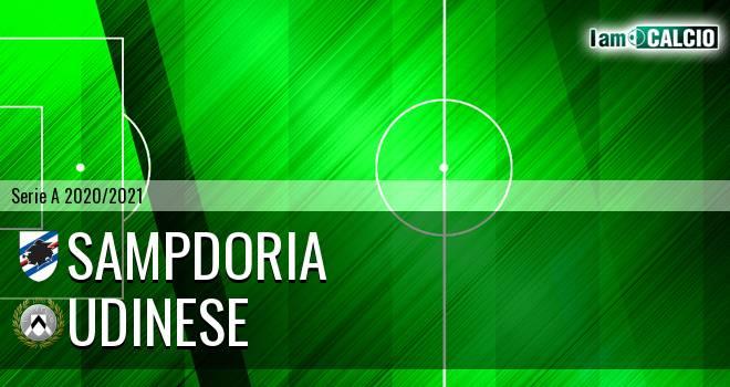 Sampdoria - Udinese